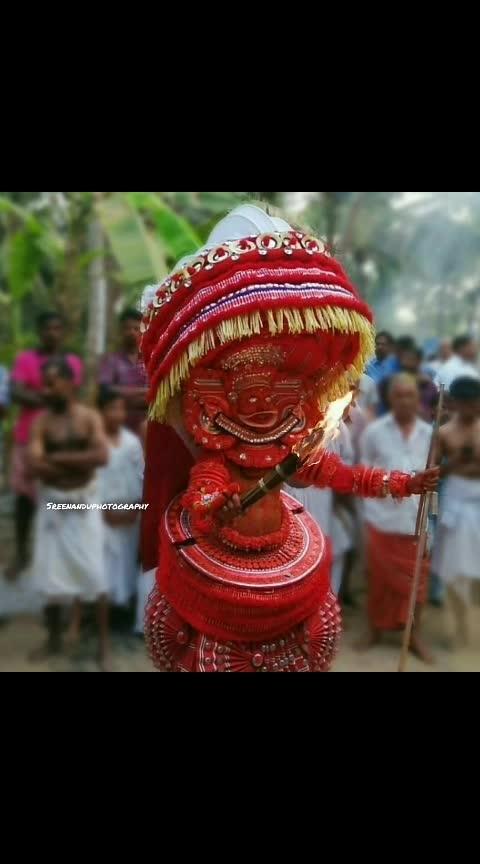 theyyam #theyyam #theyyamkannur #thayyam  #kannur #kannur #malayalis  #malabar
