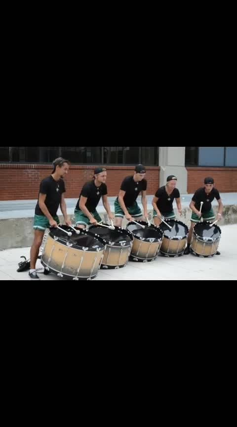 Drums #roposo-beats #music_video #drums-of-heaven #drums