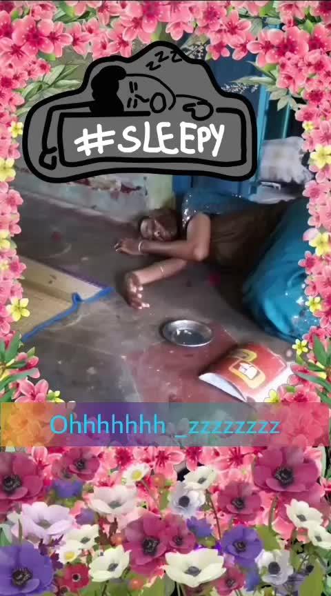 #sleepy