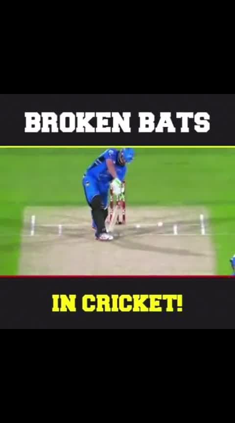 #broken bats