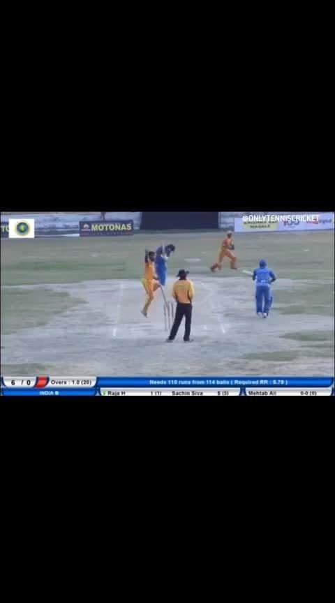 #phisicalyhandicap#playinggames #rops-cricket