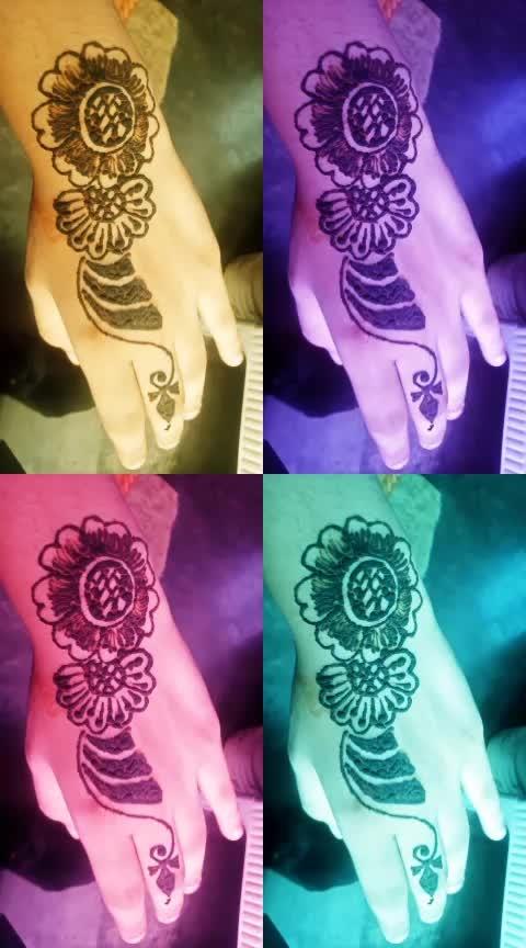 Mehnadi tattoos