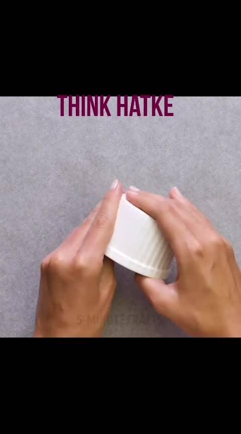 #homehacks #think_hatke #creativeminds