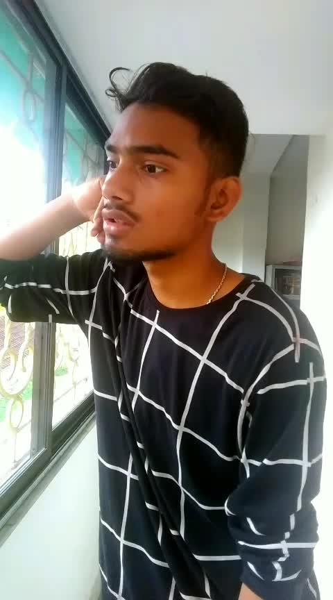 তোকে দেখে সুনসান রাতে ♥️ #romanticmoment #bongboy #bengaliyoutuber #ruposotalenthunt