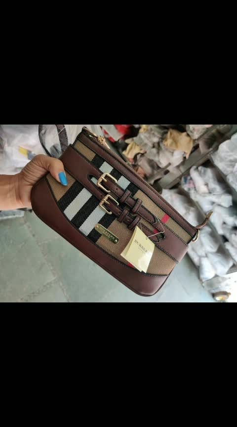 Burberry slings quality 10a only /- ship free