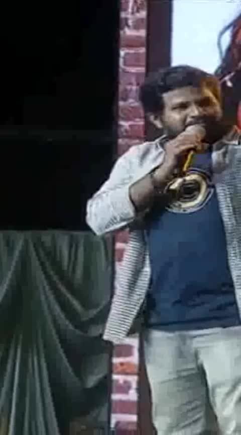 #hyperaadi punches on anchor manjusha & anchor uday bhanu
