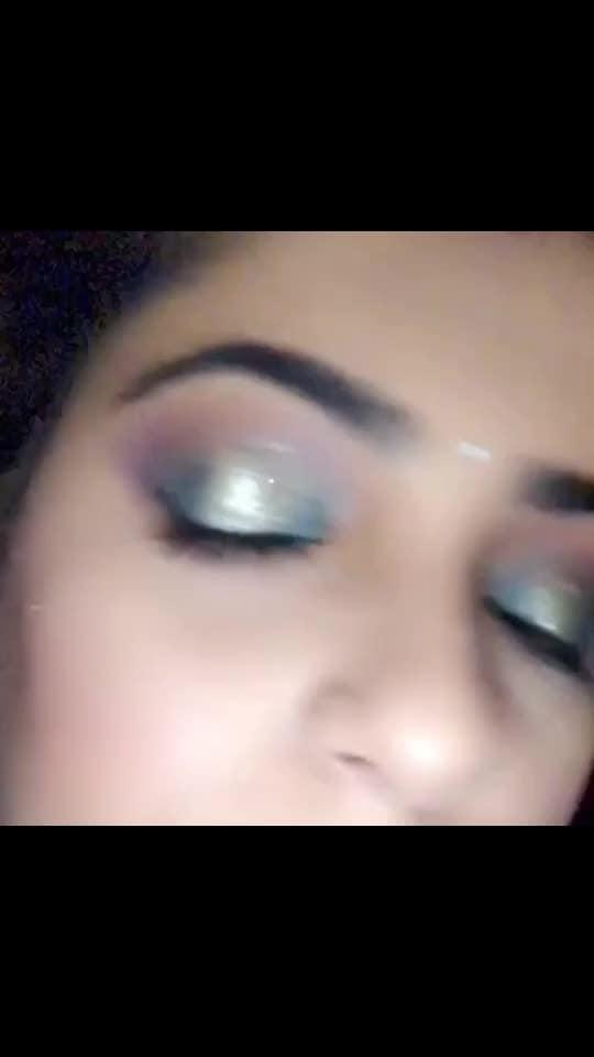 #Mere Naina #eyemakeup #mua