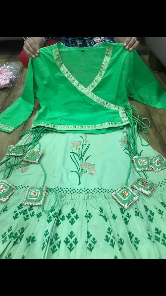 Rate:1850/-  Premium cotton gown with smart jacket & heavy tassels .  Size 36 38 40 42 44