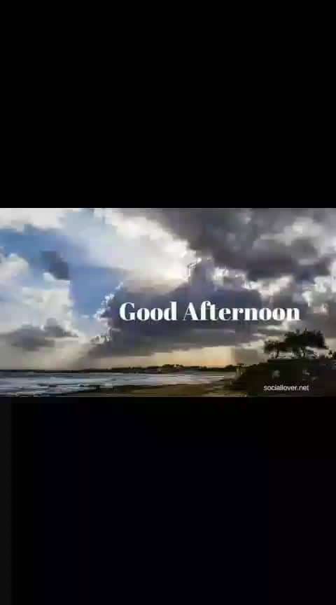 #goodafternoon----roposo