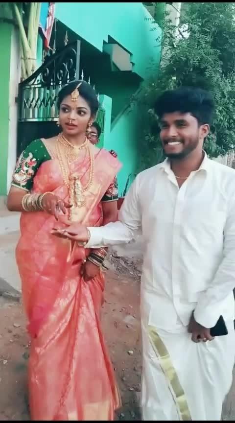 Wife Husband seitha kaariyam?....  Gifted bike his wife. #husband #wife #wife-husband  #gift #marriage #marriagemoments