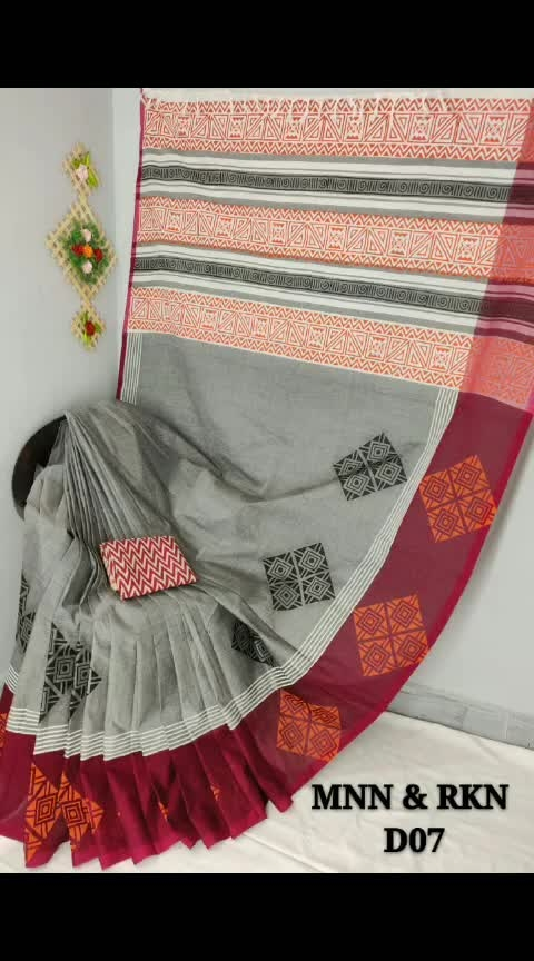 For orders contact through WhatsApp - 8220026164  #cottonsarees #saree collection  #cotton collection