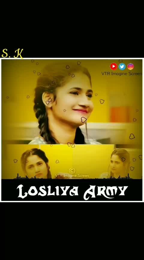 #losliya_army
