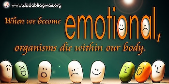 Do You Know that when a person becomes emotional, innumerable organisms die within that person's body. He becomes responsible for it. There are many such responsibilities that arise when one becomes emotional in this manner.  To Know more visit: https://www.dadabhagwan.org/path-to-happiness/spiritual-science/the-real-definition-of-pure-love/love-and-emotions/  #emotional #love #sad #emotions #romantic #life #music #feelings #heartbroken #beautiful #lovequotes #quotes #follow #status #instagram #emotion #portrait #tiktok #broken #portraits #art #hlen #fun #comedy #depression #post #like #happy #maanadu #bhfyp