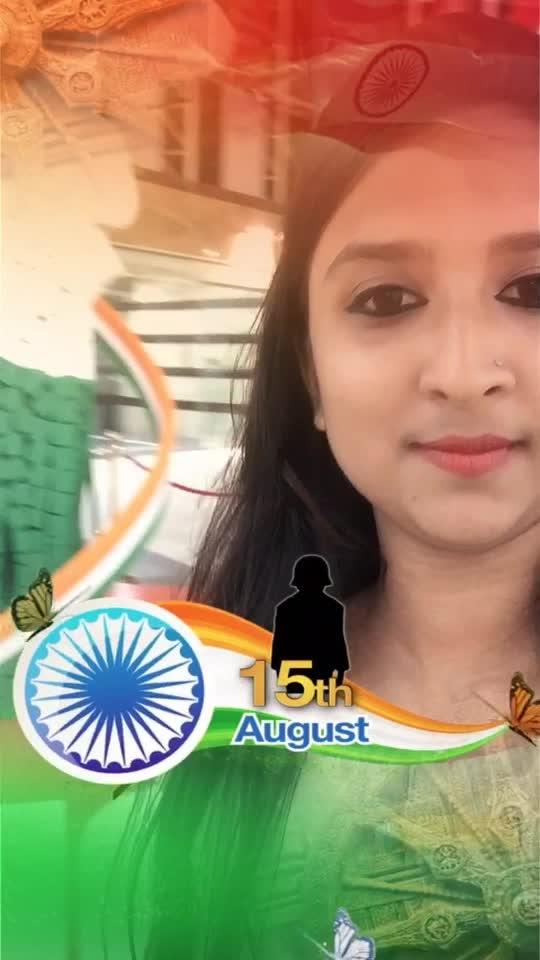 My India 🇮🇳 ❤️ #indipendanceday