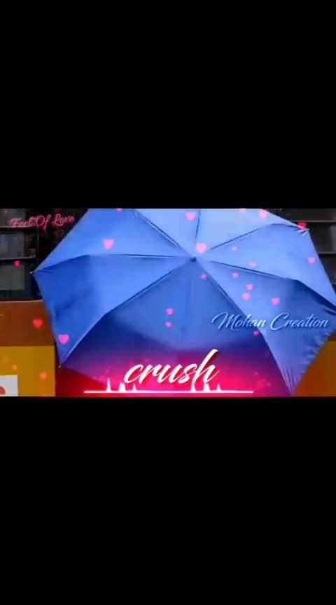 #crush  #crush love