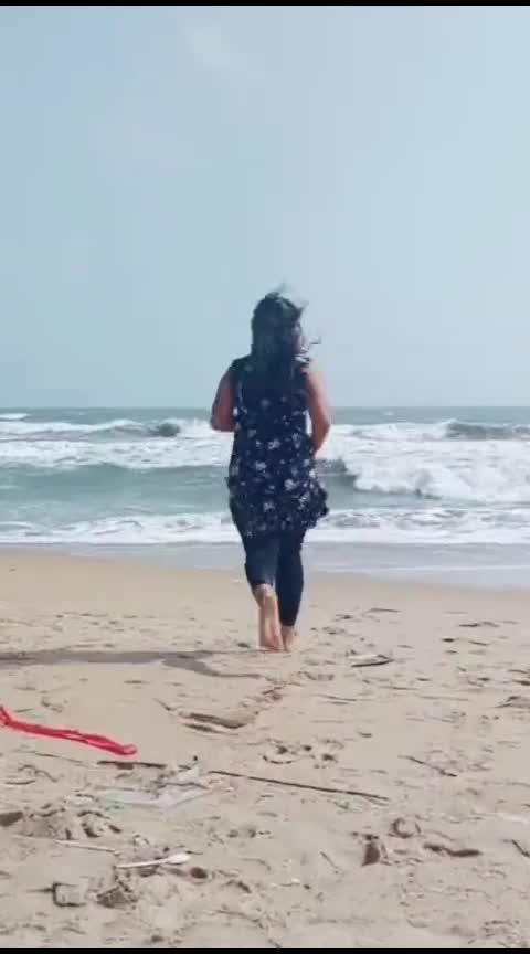 ##beachvibes #manglore #risingstaronroposo