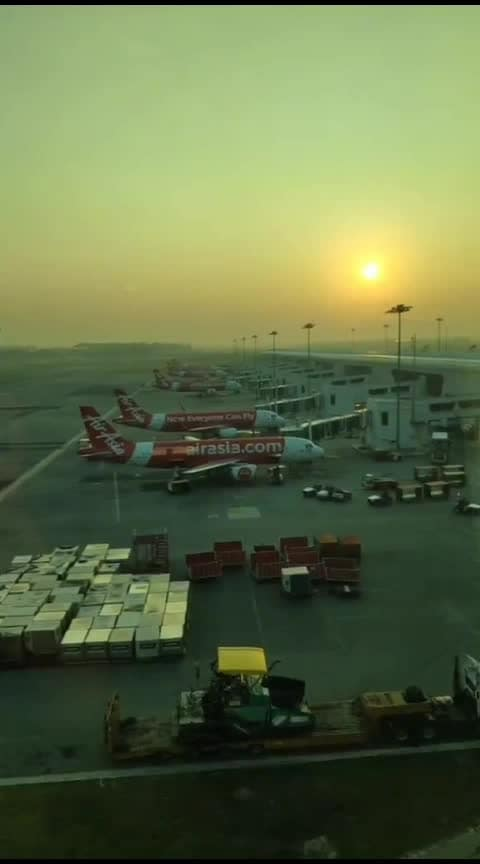 #sunshine #airport