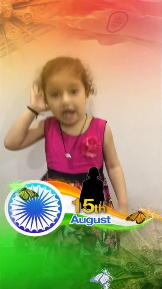 Sabse aage honge hindustani #roposoindia #roposogujrat #roposostar #roposodramebazz @chandniruparelia @parag1214e173 @nihalsadrani