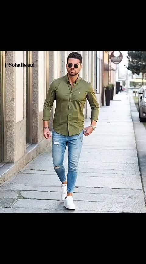 Men's shirts and jeans looks Follow us   #shirtsformen #shirts #roposocontest #fashionbloggerstyle #morefollowers #moreviews #styleblogger