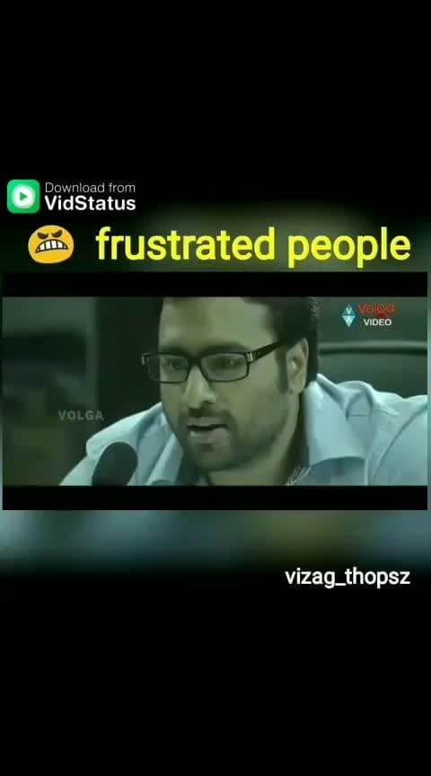 # Frustration