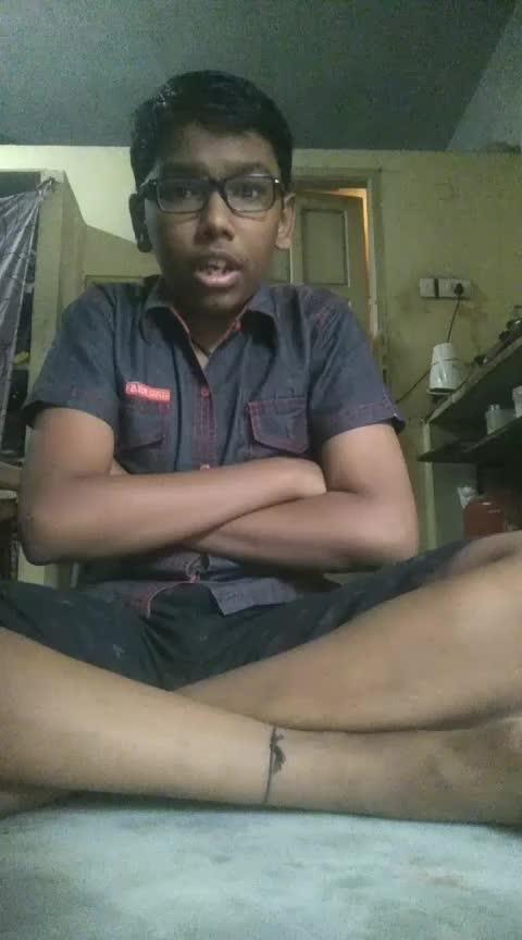 #telugu-roposo #telugufunny #schoolday