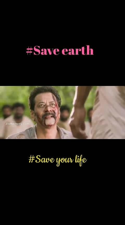 #Saveearth