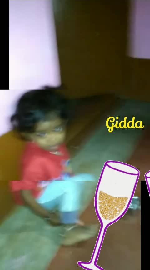 gidda drinking water