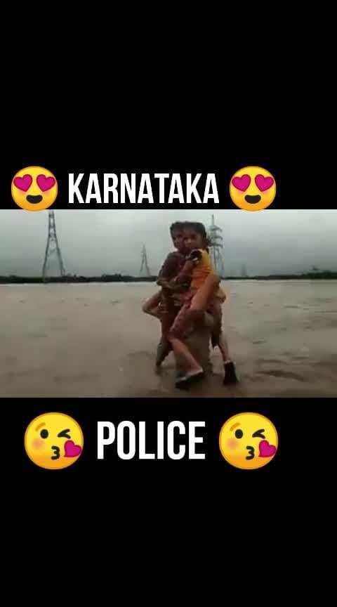 Karnataka police in uttar Karnataka
