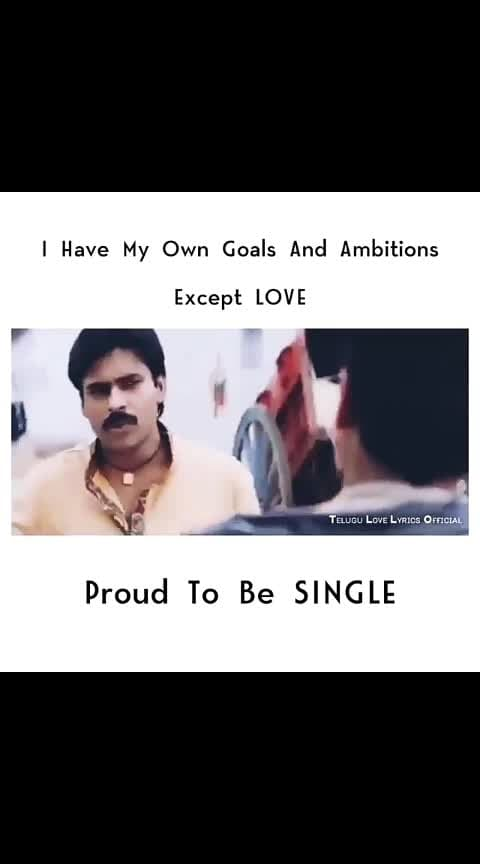 my ambition is my love
