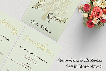 A #range of #trendy and new arrival #weddingcards. This collection of pretty and trendy #wedding #invitations is simply breathtaking and it is a never seen before #collection.  View the designs: https://www.123weddingcards.com/new-arrival #weddingcard #weddinginvitation #invitationcards #newarrivals #latestinvitationdesigns #trendyweddingcards #latestinvitationcards #onlineweddingcards #123WeddingCards