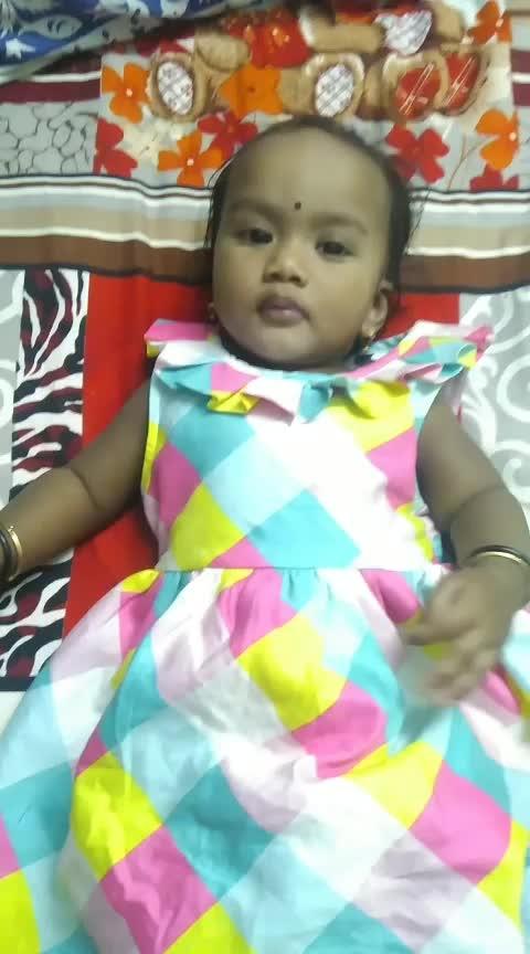 #niecelove #babygirl #roposostar #raisingstar