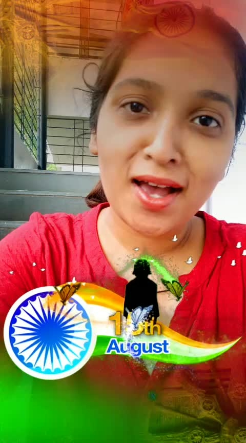 Jayostute 🙏 #independenceday #independenceday