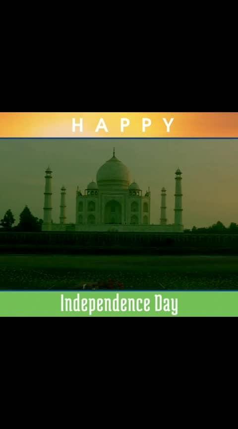 #indipendanceday स्वातंत्र दिवस...