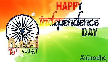 Happy Independence Day By Anuradha Art Jewellery  #anuradhaartjewellery