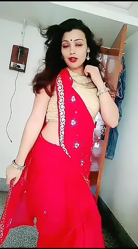 #redsaree