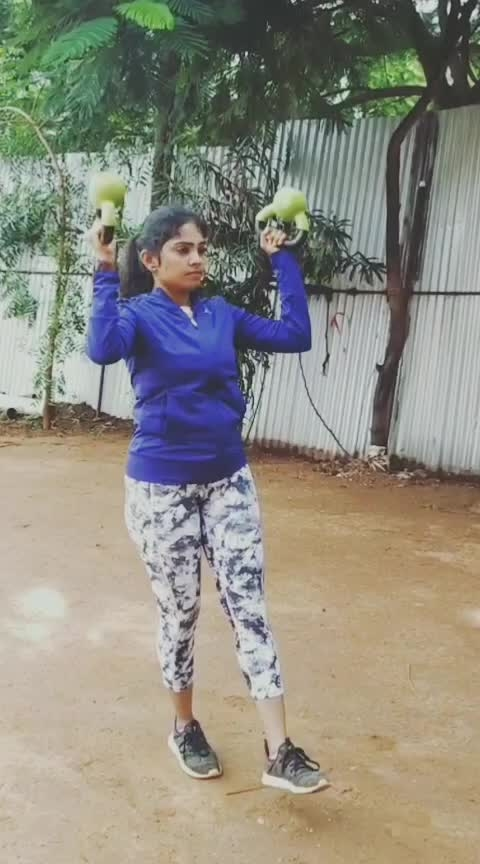 #kettlebellworkout   Boost your metabolism  #roposco #roposcogirl #fitgirl #raviscrossfitcoimbatore #coimbatore