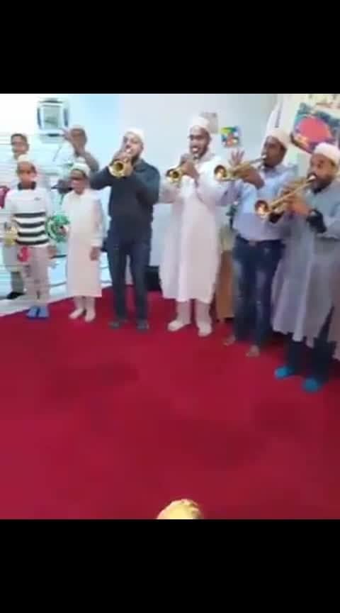Indian #muslims #azadi #gaan #national #music #rashtriya #Amazing #interesting #nice #drama #imlovingit #enjoy #bharatbhagyawidhata #music #instruments #baaza #