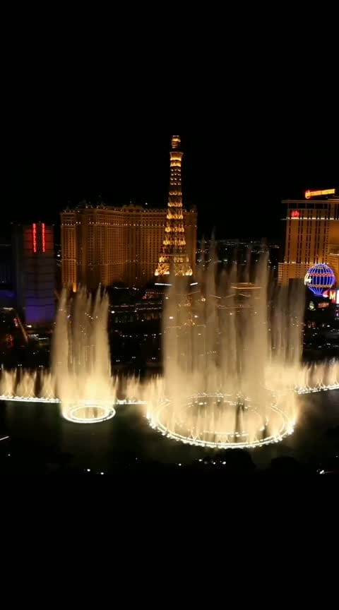 Bellagio Fountains @ Las Vegas