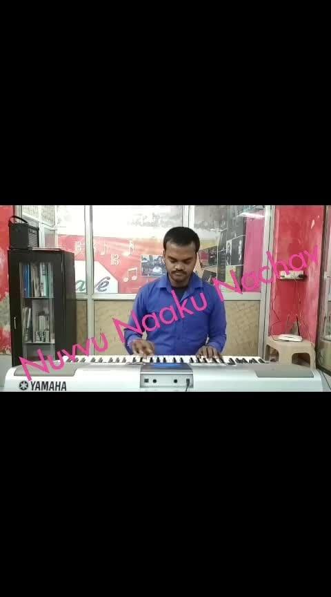 Nuvvu Naaku Nachav Keyboard Cover By A D Laxman   #nuvvunakunachav #aartiagarwal #koti #venkatesh #venkateshdaggubati #victoryvenkatesh #telugusongs #keyboard #keyboardlove #keyboardmusicalinstrument #keyboards #keyboardcover #instrumental #instrumentalmusic #piano #pianocover #pianomusic #pianolove #pianist #pianists #prakashraju #trivikramsrinivas #vijaybhaskar #adityamusic