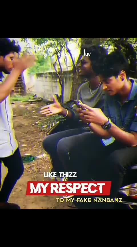 GIVE RESPECT TAKE RESPECT..