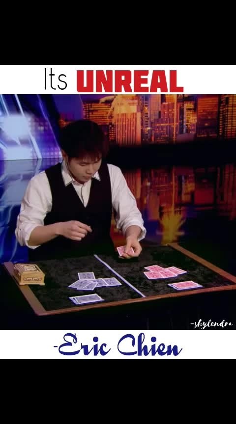 #wow #magic #magicworld #magicshow #americasgottalent #superb #mindblowing #roposo_wow #wowchannel #awesome #unbelievable #magician #tricks #trending
