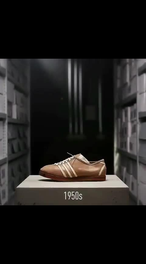 The journey of Adidas