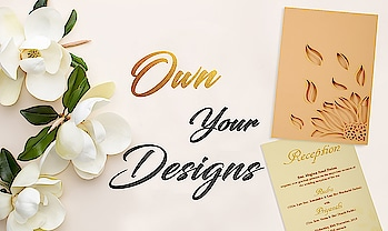 A big step toward your #dream #wedding, #Invite your #guests in style with #custom #weddinginvitations from #123WeddingCards.  Let's #create your own #unique and #beautiful #weddingcards #designs with us.  Send your queries to info@123weddingcards.com or visit at: https://www.123weddingcards.com/   #weddingcard #weddinginvitation #invitationcards #marriagecards #Indianweddingcards #customcards
