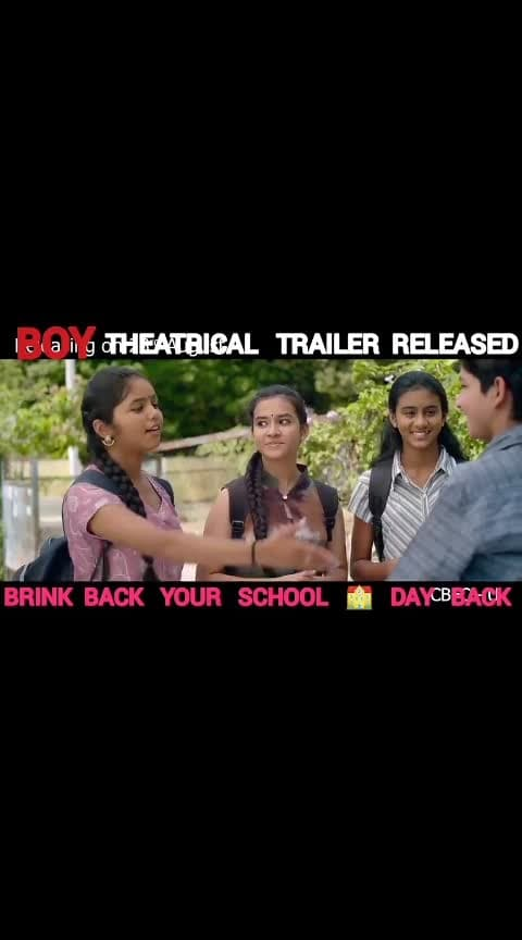 #boy #movietrailer