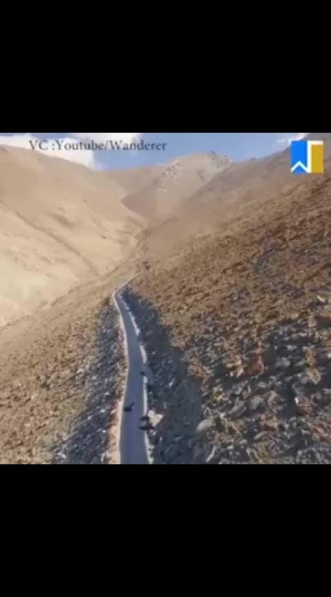 #ladakh #incredibleindia 😍