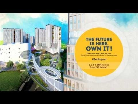 Brigade Cornerstone Utopia | 47 Acres Integrated Smart Township | Brigade Offers  Refer: https://in.explara.com/e/eden-and-serene-premium-apartment-by-brigade-cornerstone-utopia