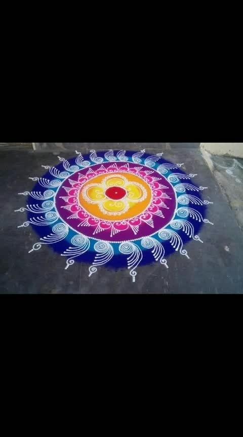 #rangoli  #rangoli #rangoli