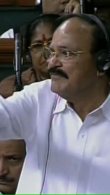 #VenkaiahNaidu Powerful Speech