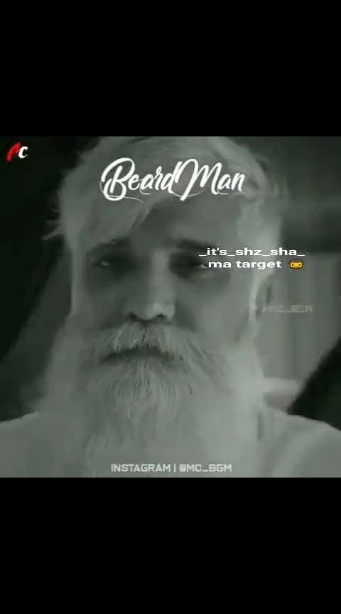 #Beard man