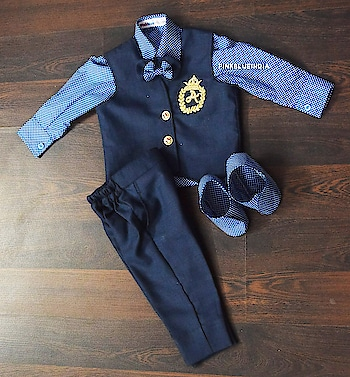 Baby Boys Waistcoat, Trouser & Shirt Partywear Set Contact :+918000011699 Shop Now : https://www.pinkblueindia.com/baby-boys-waistcoat-outfit.html  #kidsfashion #kidswear #formalclothes #birthdaydress #weddingsuits #kidsceremoniedress #boysuit #boytuxedo #gentlemanstyle #boyswaistcoatoutfit #Trouser #Shirt #boysclothing #boyTuxedo #TuxedoSuit #luxurykids #partywear #boypartysuit #mumbai #delhi #jaipur #usa #instalikes #celebritykidswear #PinkBlueIndia